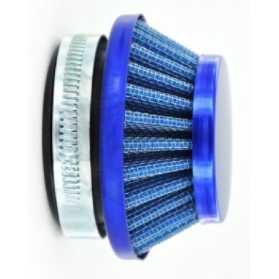 Air filter blue pocket pista