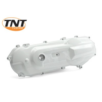 Cover transmission white Yamaha BWS R 1990/2002