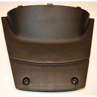 Cache central de batterie BWS Sport 2002/2011 noir métal
