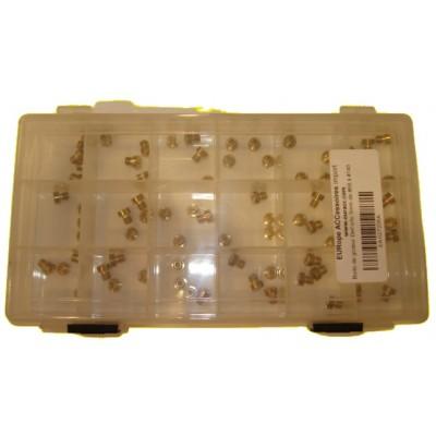 Boite de 72 gicleurs Dellorto pour SHA/PHBG 5mm
