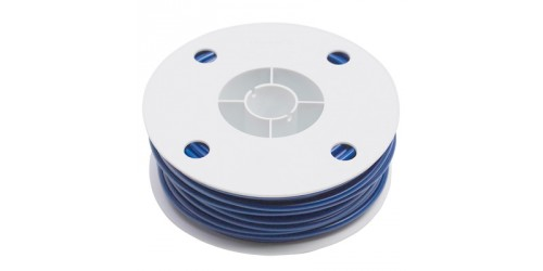 Universal blue cable sheath flat section