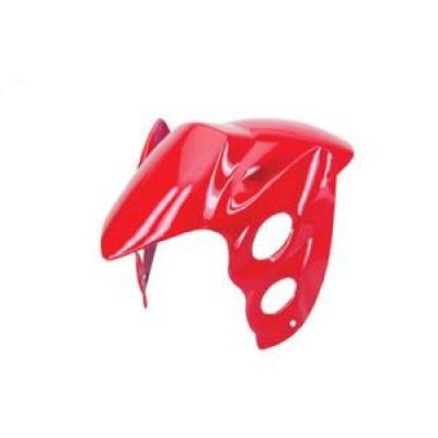 Front fender JORDAN Easy red