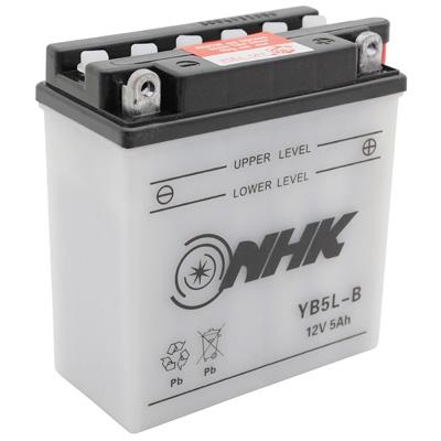 Battery YB5L-B