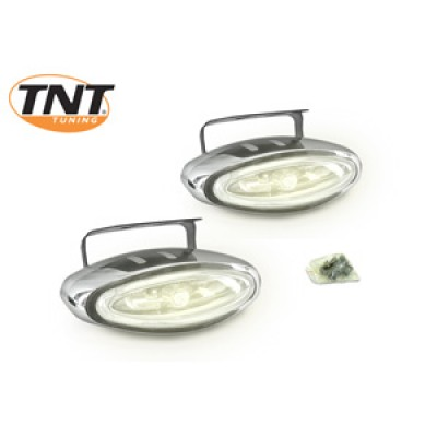 Lampe antibrouillard - Fog light