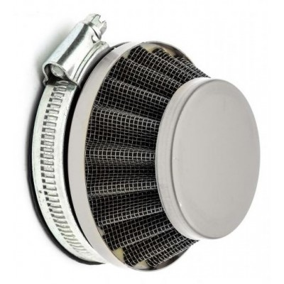 Air filter chrome pocket pista