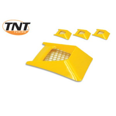 Écope décorative universelle jaune